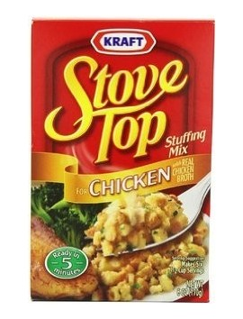 Kraft stove top stuffing chicken 170 g