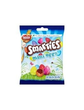Nestle smarties mini eggs 100 g