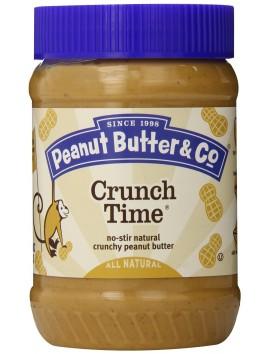 Peanut Butter & Co Crunch Time 454g Crema de cacahuete