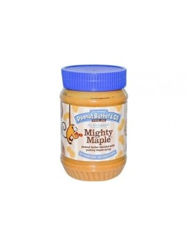 Peanut Butter & Co  PB & yummy maple syrup 454g Crema de cacahuete