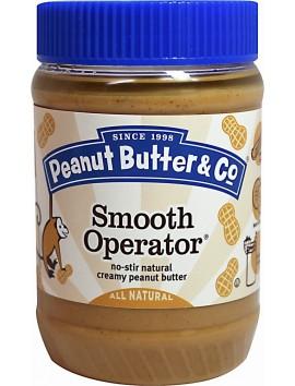 Peanut Butter & Co Smooth Operator 454g Crema de cacahuete