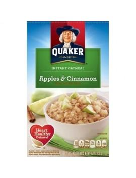 Quaker Instant Apples/Cinnam. 430 g