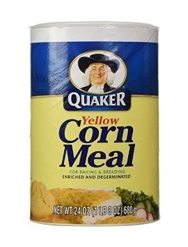 Quaker Yellow Corn Meal 680 g