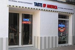Taste Of America Getafe