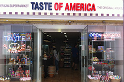 Taste Of America Sevilla