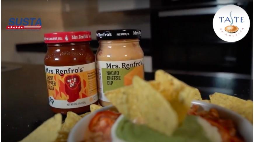 Campaña Susta Nachos con Salsa de Queso