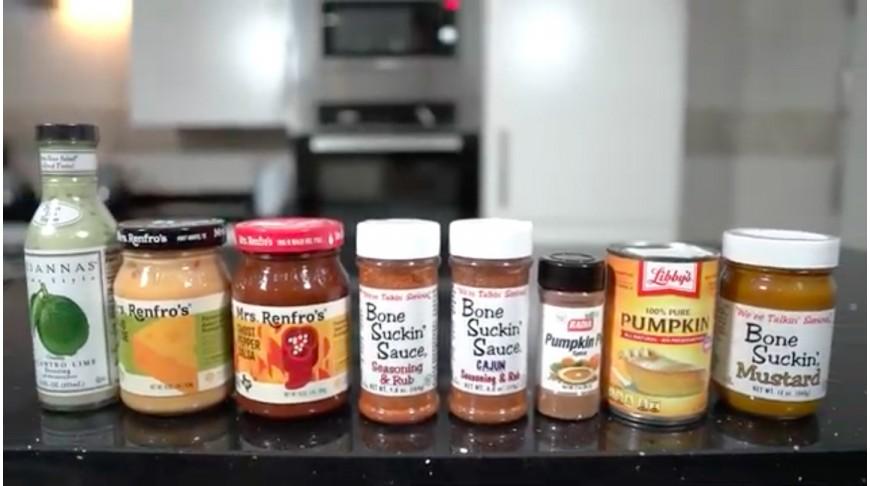 Campaña Susta Pumpkin Spice con Especias Badia